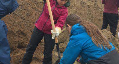 Volunteerism: Sandbagging at Constance Bay, ON